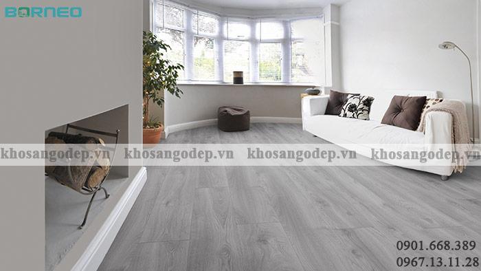 Sàn gỗ Malaysia Borneo