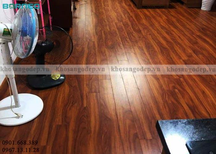 Sàn gỗ Borneo BN11 tại Hà Nội