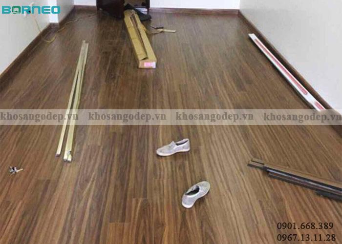 Sàn gỗ Malaysia Borneo BN09