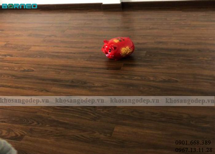 Sàn gỗ Borneo BN22 tại Hà Nội
