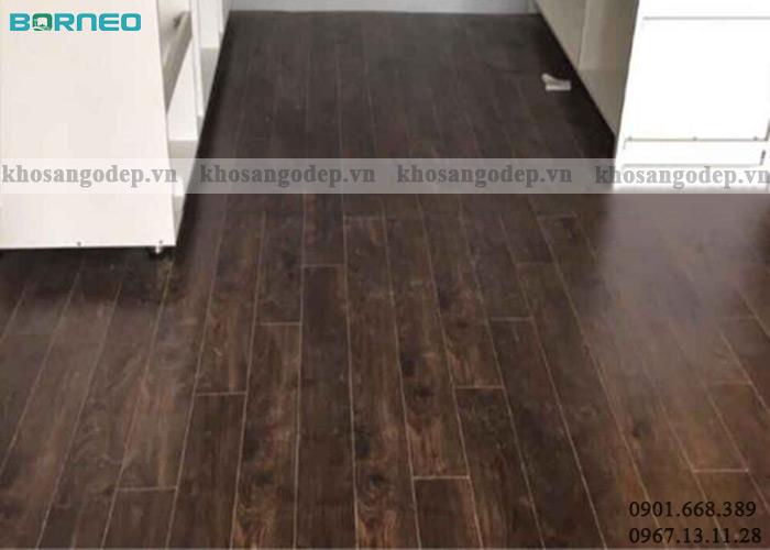 Sàn gỗ Malaysia Borneo BN16
