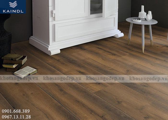 Sàn gỗ Kaindl 12mm