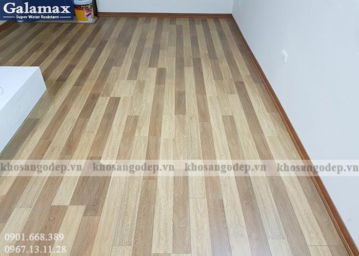 Sàn gỗ Galamax giá rẻ