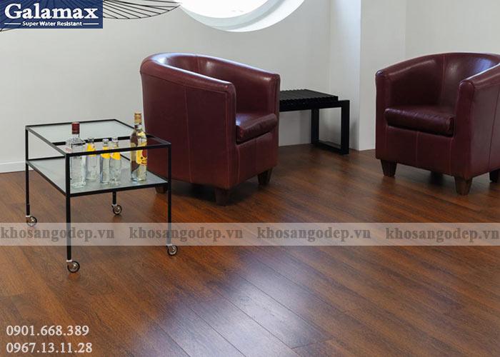Sàn gỗ Galamax tại Hà Nội