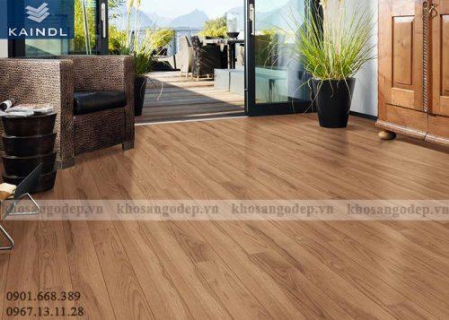 Sàn gỗ Kaindl 8mm tại Hà Nội