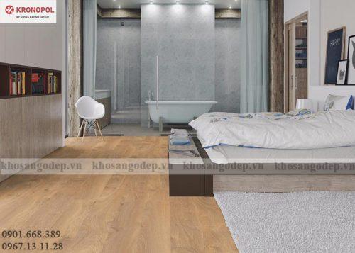 Sàn gỗ Kronopol tại Hà Nội