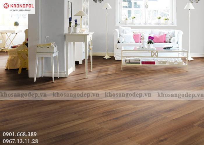 Sàn gỗ Kronopol 12mm bản to