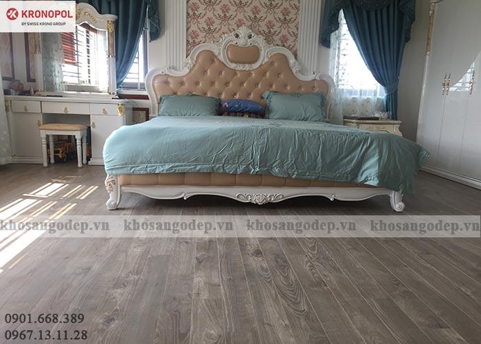 Sàn gỗ Kronopol 12mm tại Hà Nội