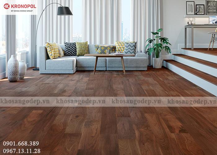 Sàn gỗ Kronopol King Size 12mm