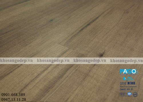 Sàn gỗ Việt Nam cao cấp