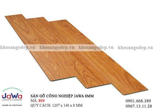 Sàn gỗ Việt Nam cốt xanh 8mm