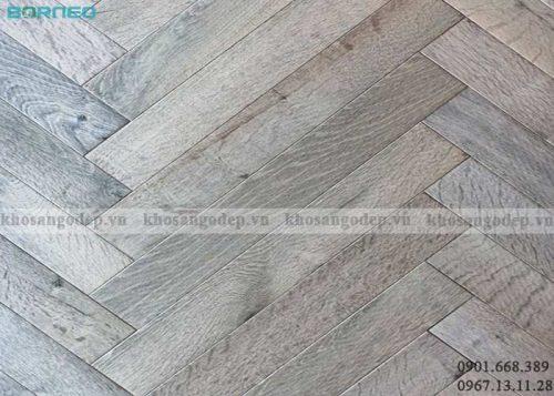 Sàn gỗ xương cá BN19707