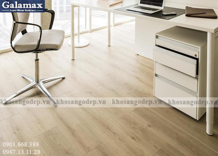 Ưu điểm sàn gỗ Galamax