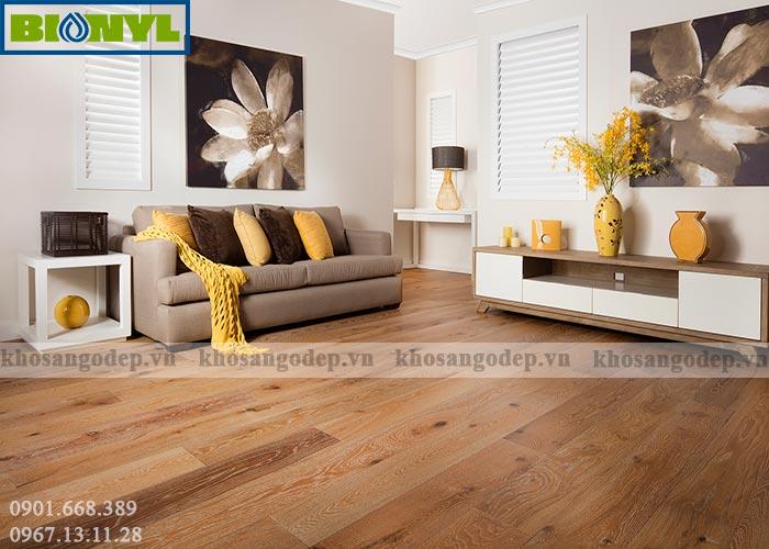 Sàn gỗ Binyl 8mm