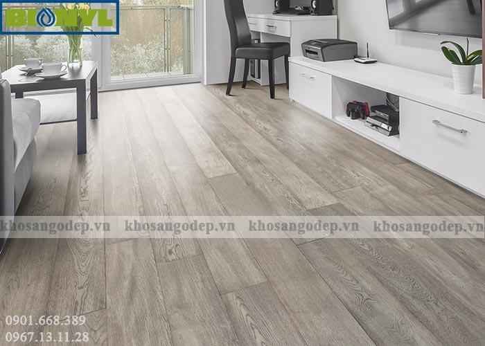 Sàn gỗ Binyl 12mm bản to