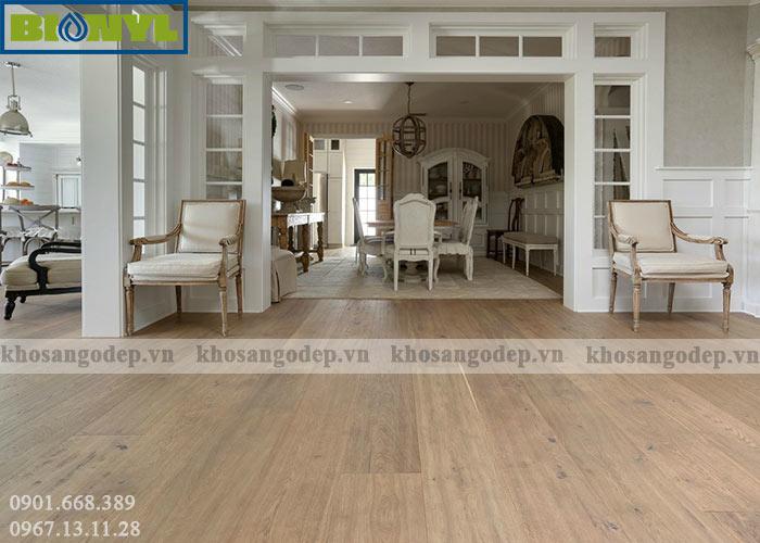Sàn gỗ công nghiệp Binyl
