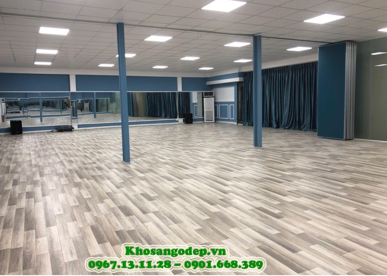 Sàn gỗ công nghiệp galamax GT725