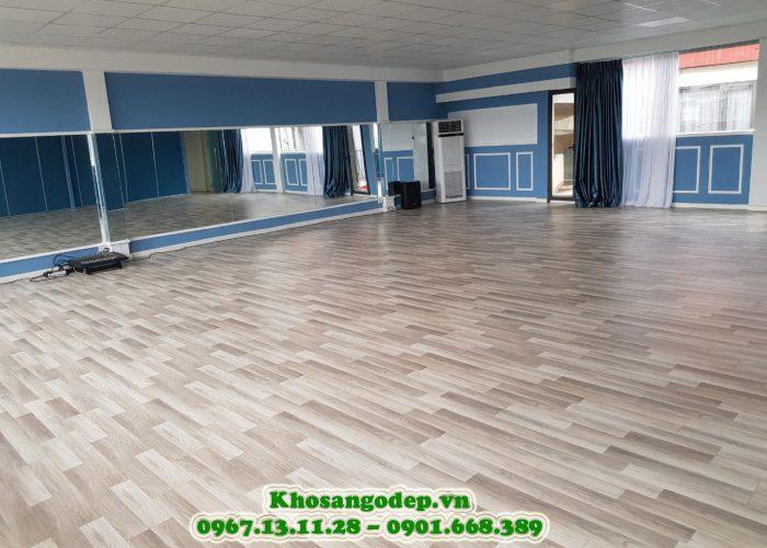 Sàn gỗ galamax GT725 tại Hà Nội