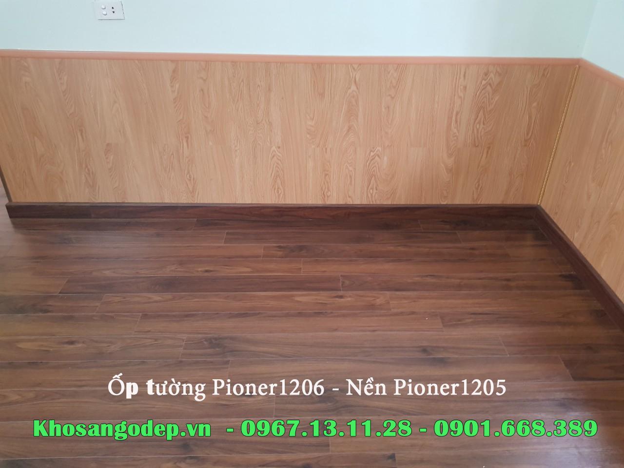 Sàn gỗ Pioner 1206
