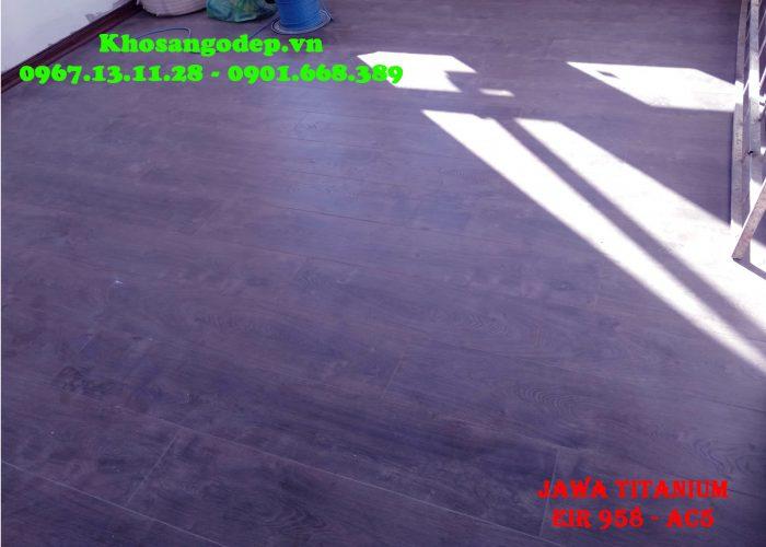 Sàn gỗ JAWA Titanium EIR 958