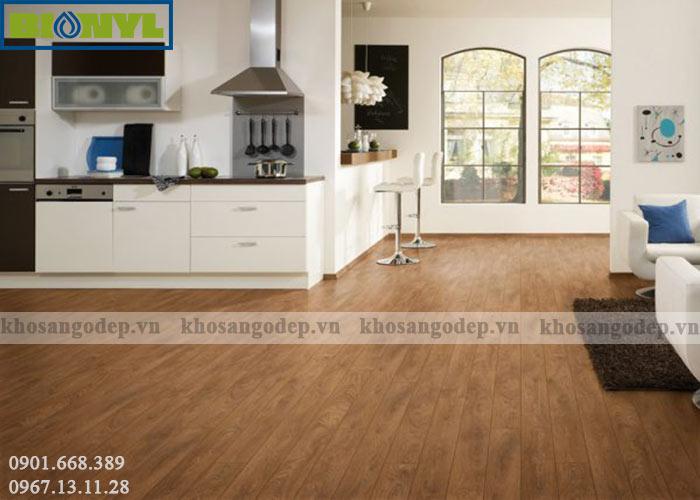 Sàn gỗ Binyl 12mm BN8573