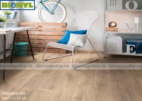 Sàn gỗ Binyl 12mm BN8575