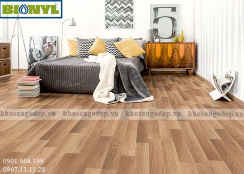 Sàn gỗ Binyl 8mm TL8521 tai Hà Nội