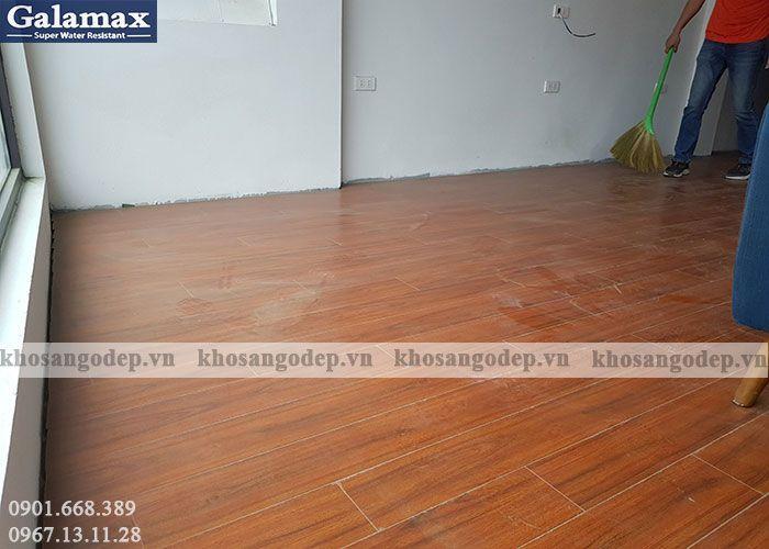 Sàn gỗ công nghiệp galamax 12mm GD6914