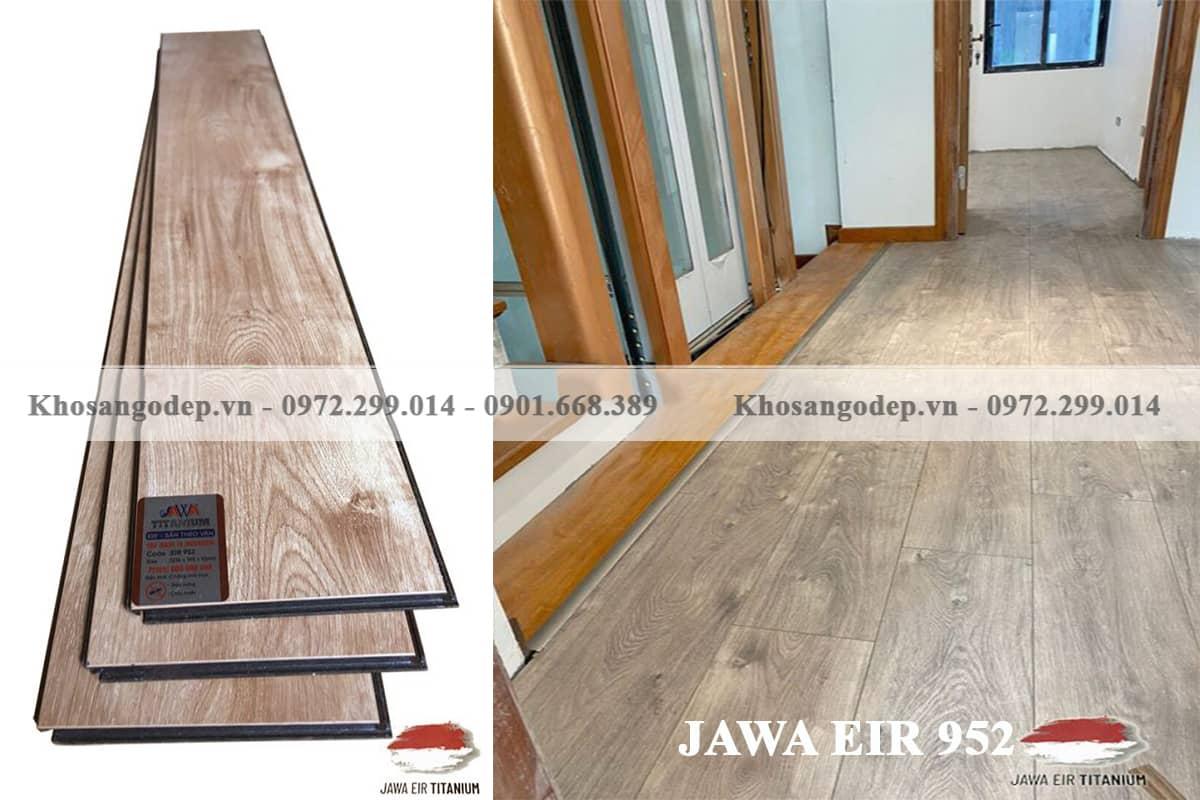 Sàn gỗ JAWA Titanium EIR 952