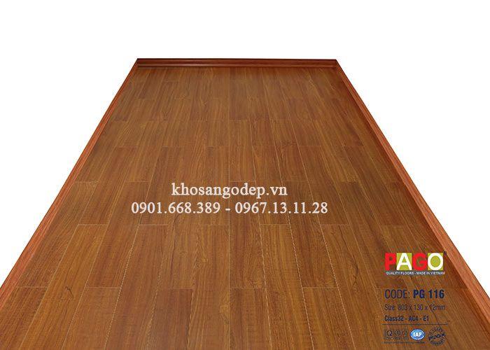 Sàn gỗ công nghiệp Pago PG116