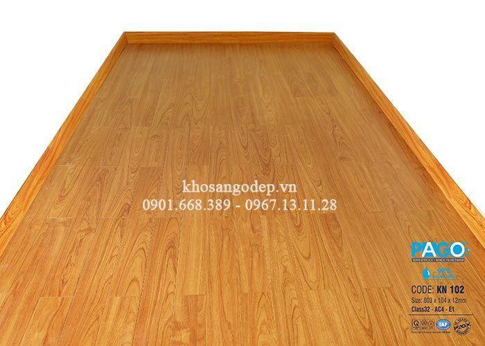Sàn gỗ công nghiệp PAGO KN102