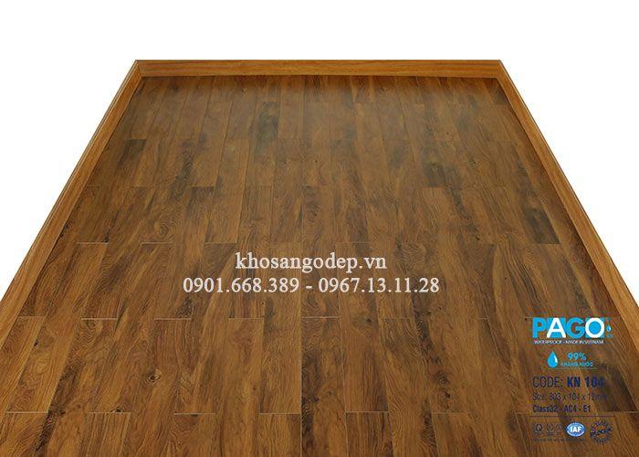 Sàn gỗ công nghiệp PAGO KN104