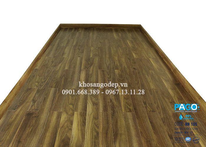 Sàn gỗ công nghiệp PAGO KN105