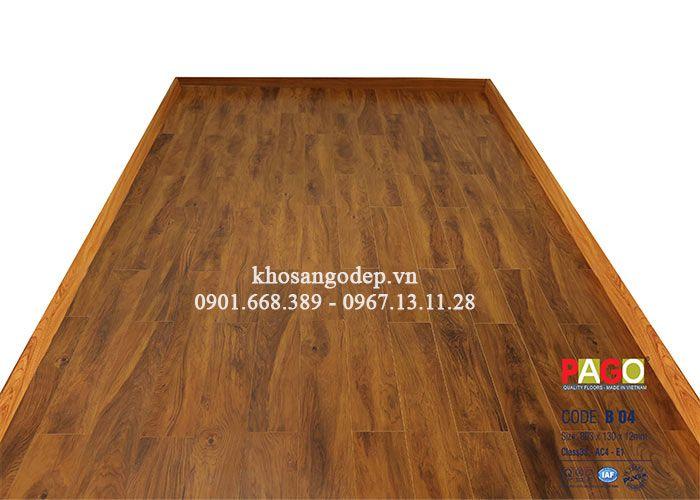 Sàn gỗ công nghiệp Pago B04