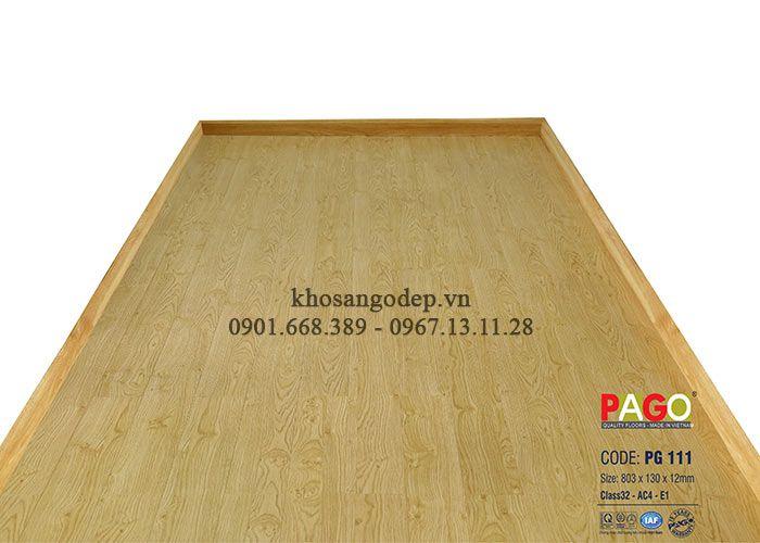 Sàn gỗ PAGO tại Bắc Ninh