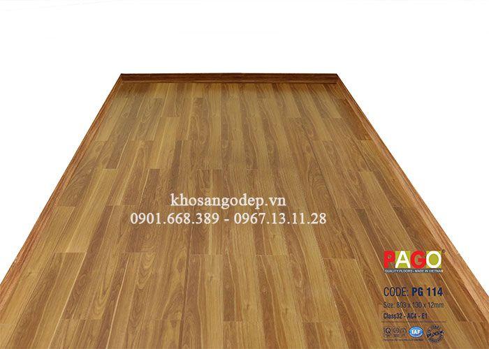 Sàn gỗ PAGO tại Bắc Giang