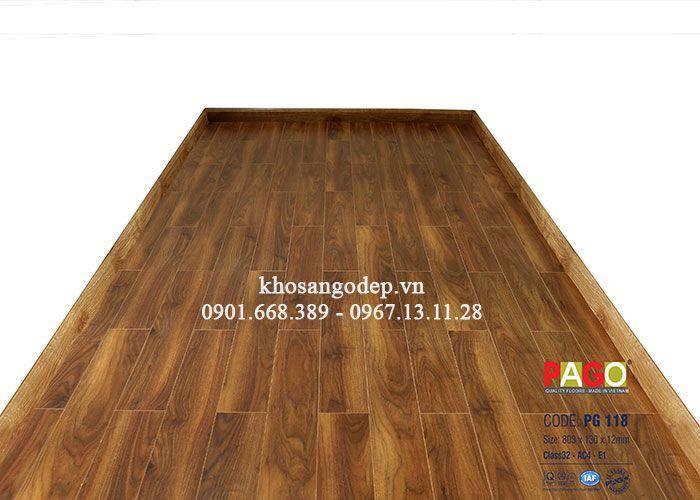 Sàn gỗ PAGO tại Hải Dương