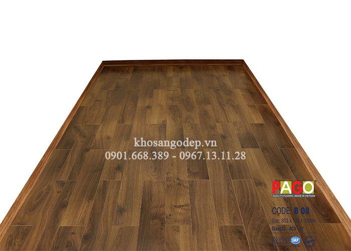 Sàn gỗ PAGO tại Hưng Yên