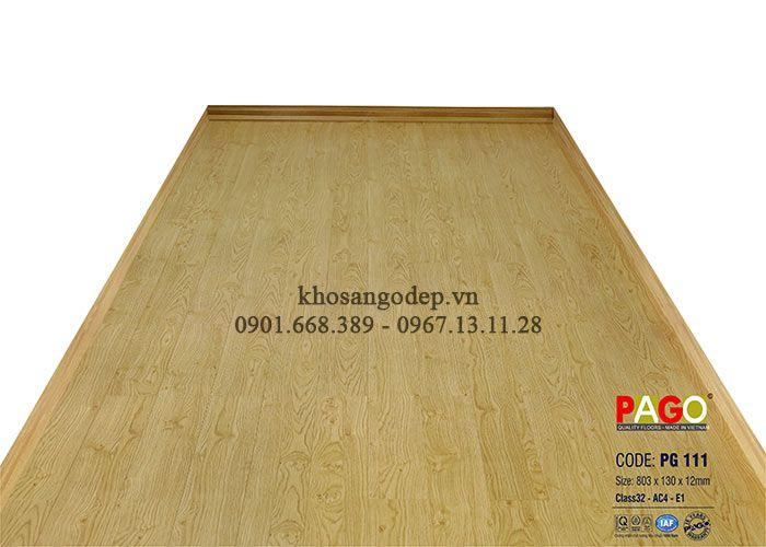 Sàn gỗ công nghiệp Pago PG111