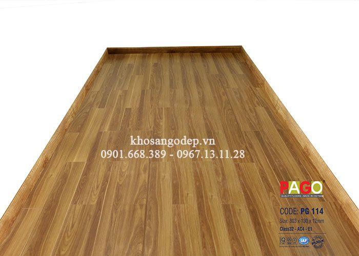 Sàn gỗ công nghiệp Pago PG114
