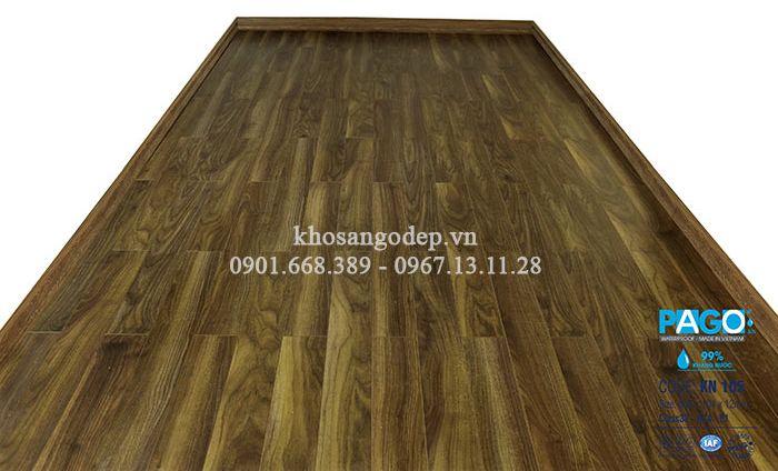 Sàn gỗ Pago cốt xanh 12mm
