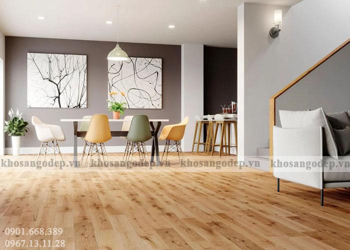 Sàn gỗ cao cấp