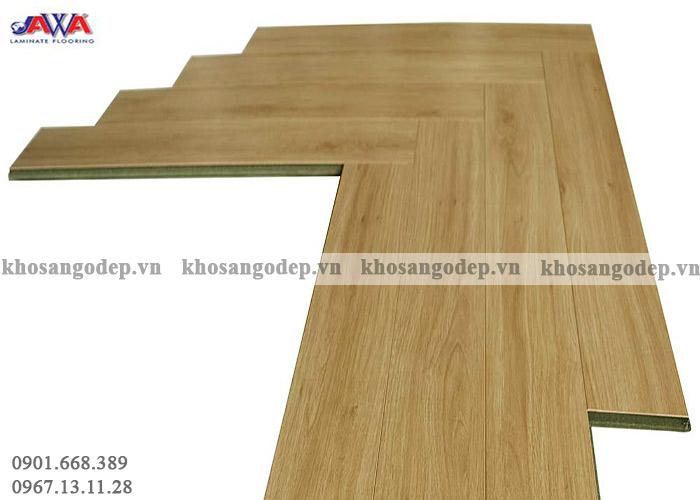 Sàn gỗ xương cá Jawa 151