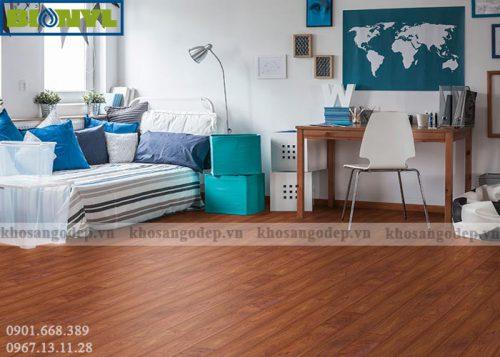 Sàn gỗ Binyl Pro 12mm BT8459