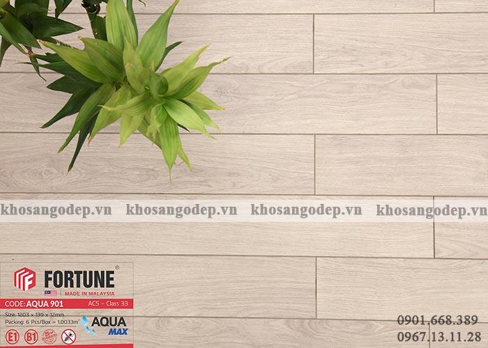 Sàn gỗ Fortune Aqua 901