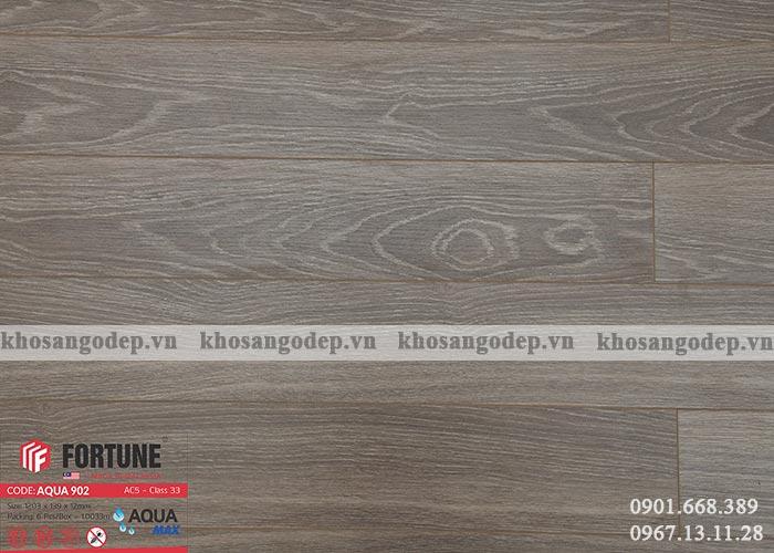 Sàn gỗ Malaysia Fortune 12mm 902 tại Hà Nội