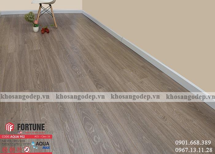 Sàn gỗ Malaysia Fortune 12mm 902
