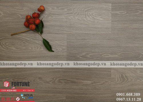 Sàn gỗ Fortune Aqua 802 tại Hà Nội