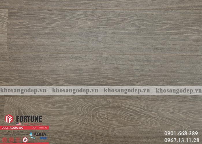 Sàn gỗ Fortune Malaysia 8mm 802