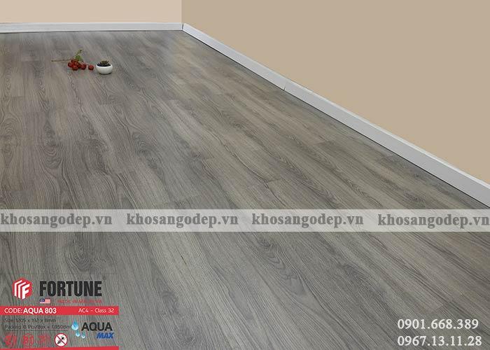 Sàn gỗ Fortune Aqua 803 tại Hà Nội